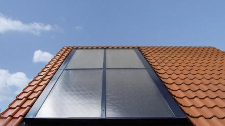 Слънчев колектор Vitosol 200-FM – вграждане в покрив