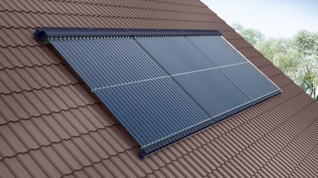Sonnenkollektor Vitosol 300-TM